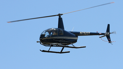 N7523T - Robinson R44 Raven II - Private