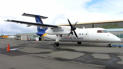 TF-FXK - Bombardier Dash 8-Q202 - Flugfélag Islands