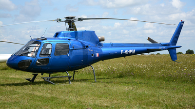 F-HHPM - Aérospatiale AS 350BA Ecureuil - Private