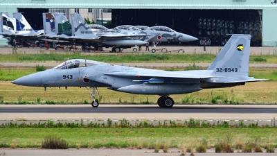 32-8943 - McDonnell Douglas F-15J Eagle - Japan - Air Self Defence Force (JASDF)