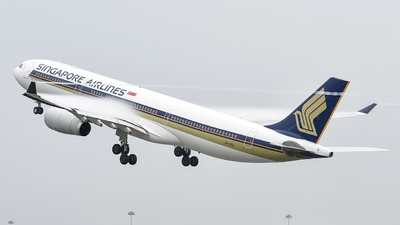 9V-STZ - Airbus A310-324 - Singapore Airlines