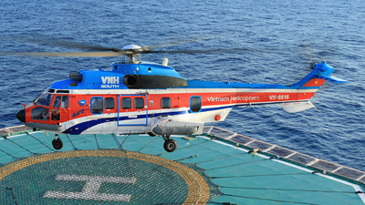 VN-8616 - Aérospatiale AS 332L2 Super Puma - Southern Vietnam Helicopter Company