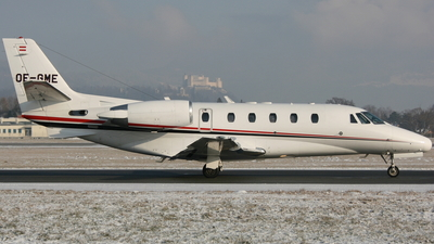 OE-GME - Cessna 560XL Citation Excel - Private