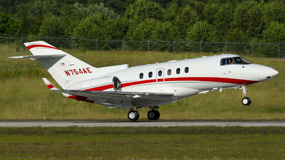 N754AE - Raytheon Hawker 900XP - Private