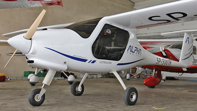 SP-SWIR - Pipistrel Alpha Trainer - Private