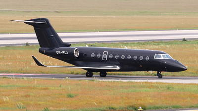 OK-RLV - Gulfstream G280 - Avcon Jet