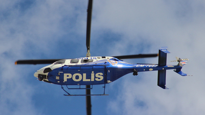 EM-7095 - Bell 429 Global Ranger - Turkey - Police