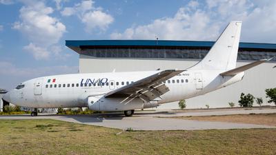 XB-NSU - Boeing 737-217 - Private