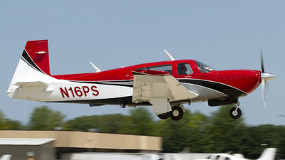 N16PS - Mooney M20TN - Private