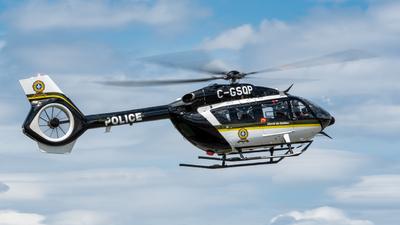 C-GSQP - Airbus Helicopters H145 - Canada - Quebec Service Aerien Gouvernemental