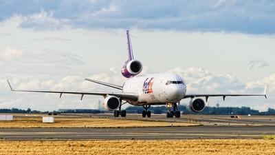 N619FE - McDonnell Douglas MD-11(F) - FedEx