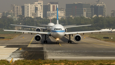 9K-ALA - Airbus A310-308 - Kuwait Airways