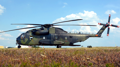 85-03 - Sikorsky CH-53G - Germany - Air Force