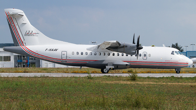 F-HAAV - ATR 42-320 - Atlantique Air Assistance
