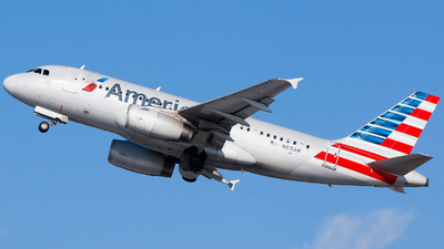 A picture of N815AW - Airbus A319132 - American Airlines - © Alec Mollenhauer
