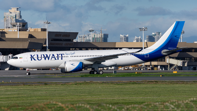 A picture of 9KAPF - Airbus A330841 - Kuwait Airways - © Nek Aberia-Philippine Aviators