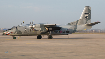 LZ-ABR - Antonov An-26B - Rose Air