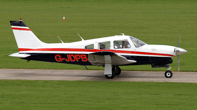 A picture of GJDPB - Piper PA28R201T -  - © Terry Figg