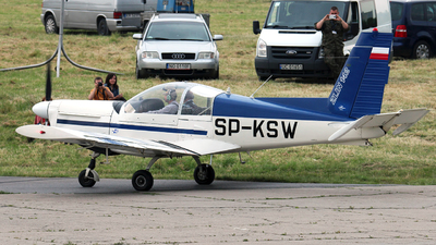 SP-KSW - Zlin 142 - Private
