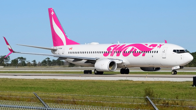 C-FONK - Boeing 737-8CT - Swoop
