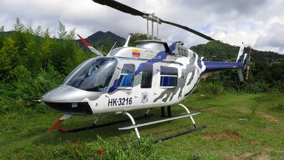 HK-3216 - Bell 206L-3 LongRanger III - Private