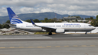 A picture of HP1718CMP - Boeing 7378V3 - Copa Airlines - © Manolo Ac Espinoza