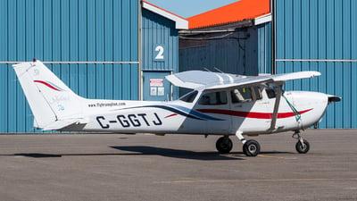 C-GGTJ - Cessna 172R Skyhawk - Brampton Flying Club