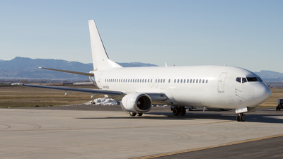 N418US - Boeing 737-401 - Swift Air