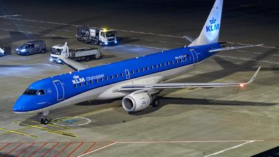 PH-EXY - Embraer 170-200STD - KLM Cityhopper