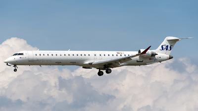 EC-JZV - Bombardier CRJ-900ER - Scandinavian Airlines (Air Nostrum)