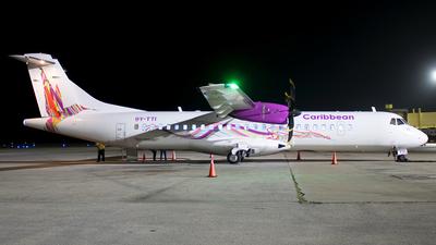 9Y-TTI - ATR 72-212A(600) - Caribbean Airlines