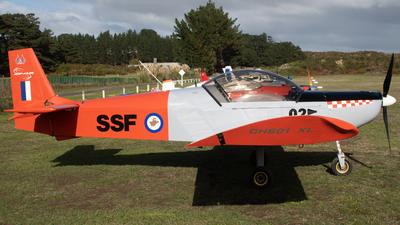 ZK-SSF - Zenair Zodiac CH 601XL - Private