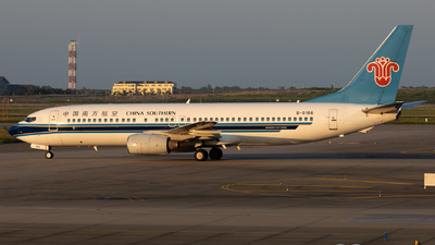 A picture of B5166 - Boeing 73781B - China Southern Airlines - © XPHNGB