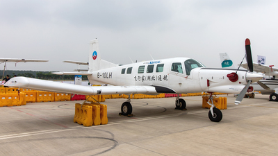 B-10LH - Pacific Aerospace P-750 XSTOL - Shandong General Aviation