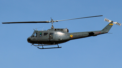 FAC4403 - Bell UH-1H Huey II - Colombia - Air Force