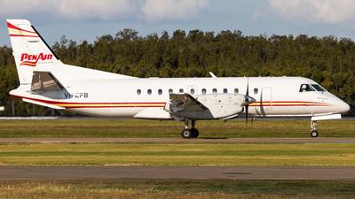 VH-ZPB - Saab 340B+ - Regional Express (REX)