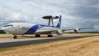 LX-N90450 - Boeing E-3A Sentry - NATO - Airborne Early Warning Force