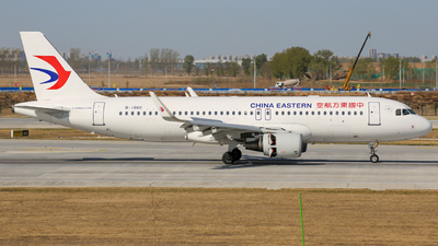 A picture of B1860 - Airbus A320214 - China Eastern Airlines - © china_sanmanceo