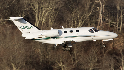N910SY - Cessna 510 Citation Mustang - Private