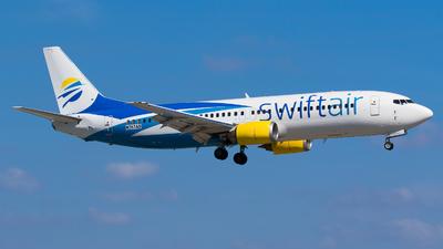 N767AS - Boeing 737-490 - Swift Air