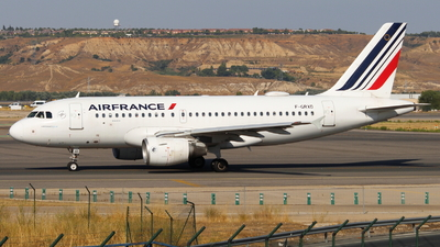 A picture of FGRXD - Airbus A319111 - Air France - © Marcel Schmidt