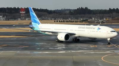 PK-GIA - Boeing 777-3U3ER - Garuda Indonesia