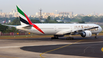 A picture of A6EGQ - Boeing 77731H(ER) - Emirates - © Rohit Pitale Aviation Photography