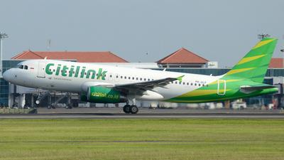 PK-GLF - Airbus A320-232 - Citilink