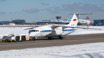 RA-61707 - Antonov An-148-100B - Russia - Federal Border Guards Aviation Command