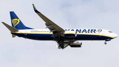A picture of SPRSP - Boeing 7378AS - Ryanair - © Damian Maciejak