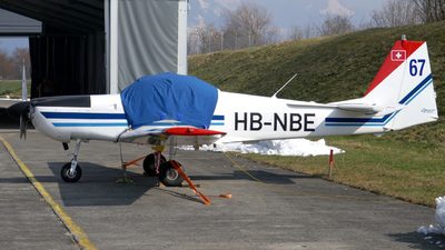 HB-NBE - Slingsby T67M200 Firefly - Private