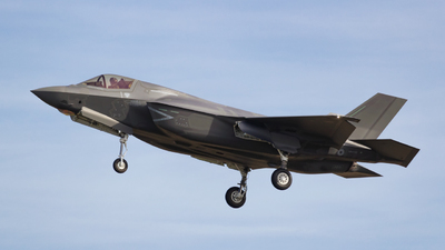 MM7451 - Lockheed Martin F-35B Lightning II - Italy - Air Force