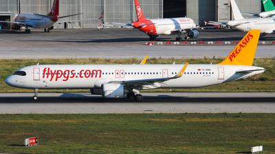 TC-RBB - Airbus A321-251NX - Pegasus Airlines