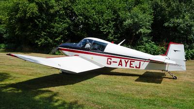 G-AYEJ - Jodel DR1050 Ambassadeur - Private